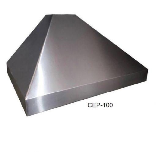 Campana piramidal de extracción natural minox