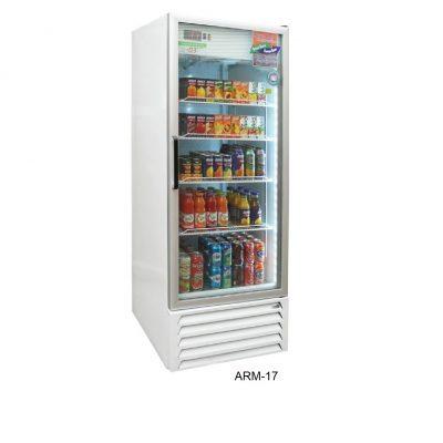 Refrigerador y conservador asber linea merchandiser