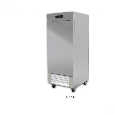 Refrigerador vertical linea profesional asber