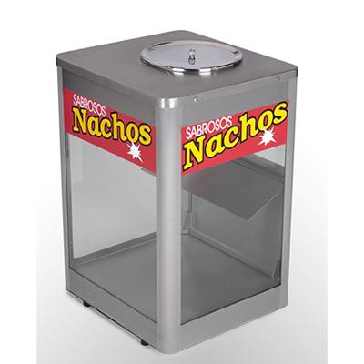Exhibidor para nachos