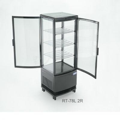 Refrigerador de exhibición panorámica migsa