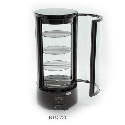 Refrigerador circular con rejillas giratorias migsa