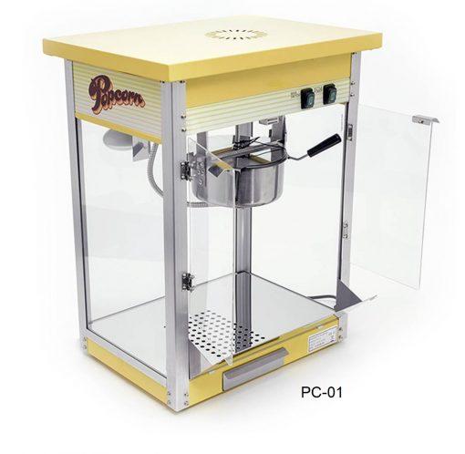 Fabricadora de palomitas eléctrica migsa