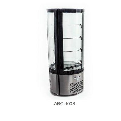 Refrigerador vertical circular migsa.