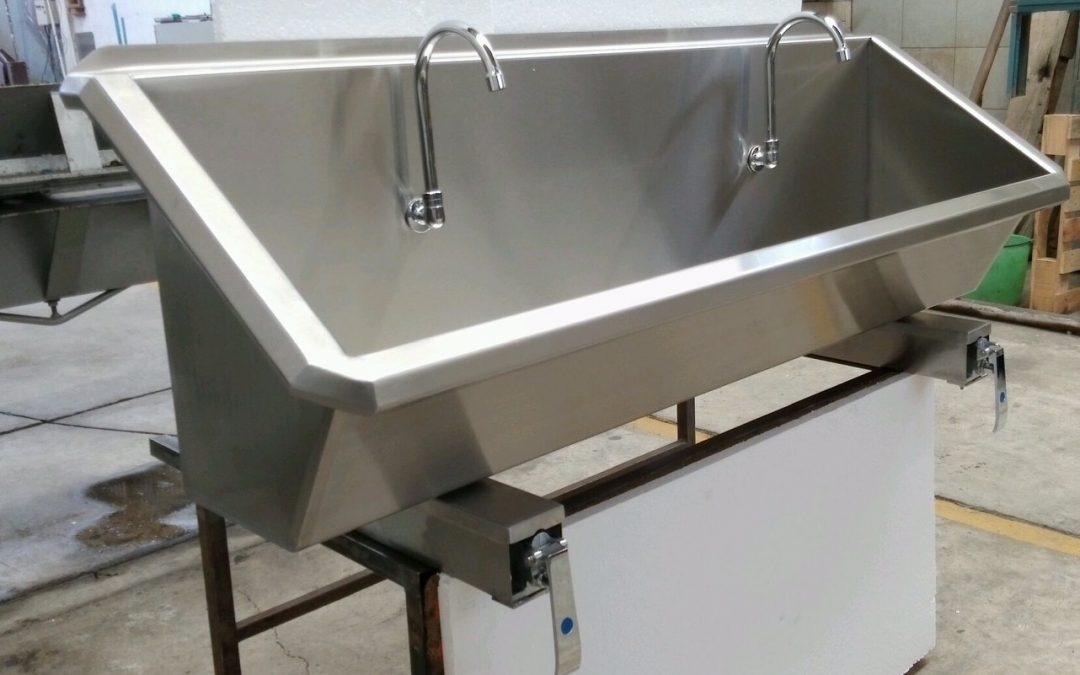 Lavamanos de cirujano