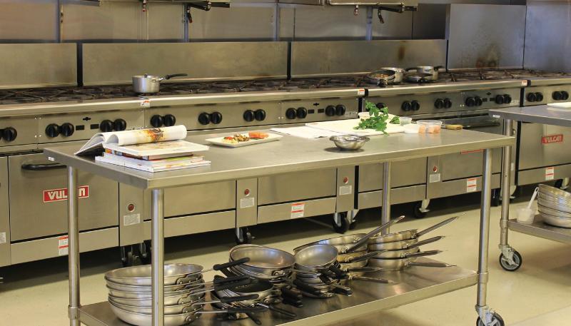 Asesoría; la clave para el correcto funcionamiento de cocinas industriales.