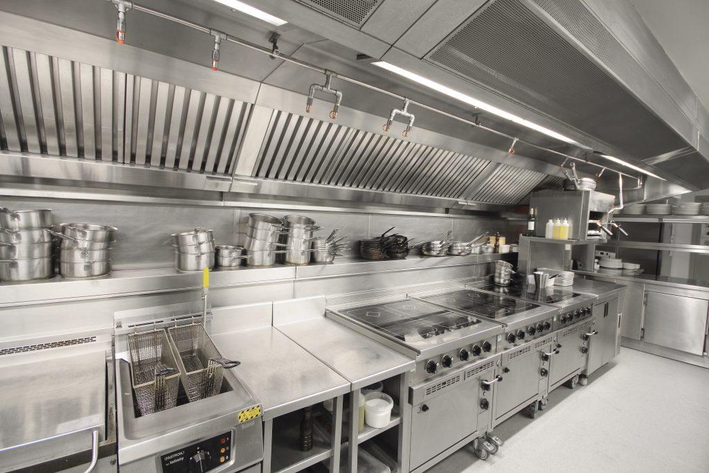 Diseño de Proyectos y Asesoría de Cocinas Industriales