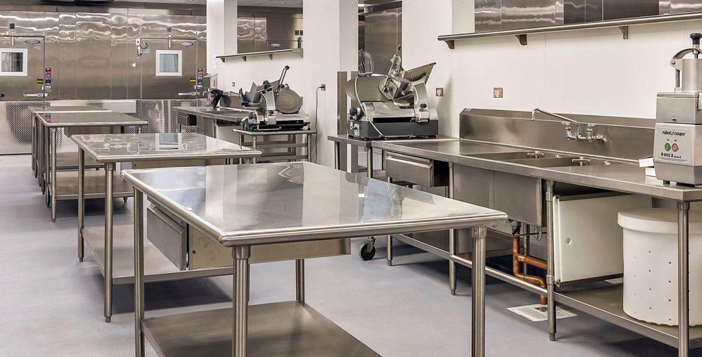 La importancia del orden en las cocinas industriales