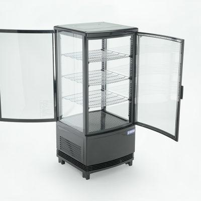 Refrigeración de exhibición panorámica migsa