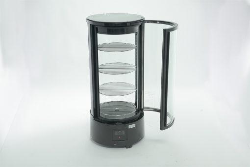 Refrigerador circular con parrillas giratorias migsa