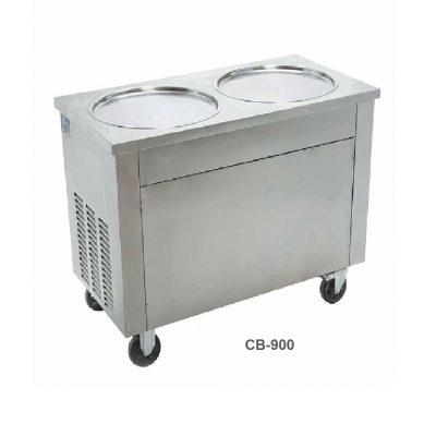 Maquina productora de helado frito migsa