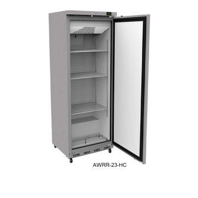 Refrigerador y cong asber linea profesional r290