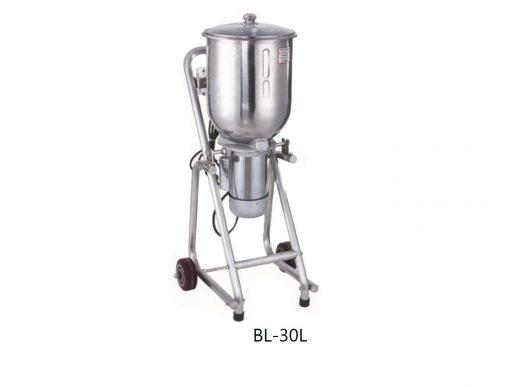 Licuadora industrial de volteo de 30 litros migsa