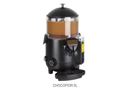 Chocolatera electrica de 5 y 10 litros migsa