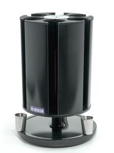 Calentador electrico de tazas giratorio migsa