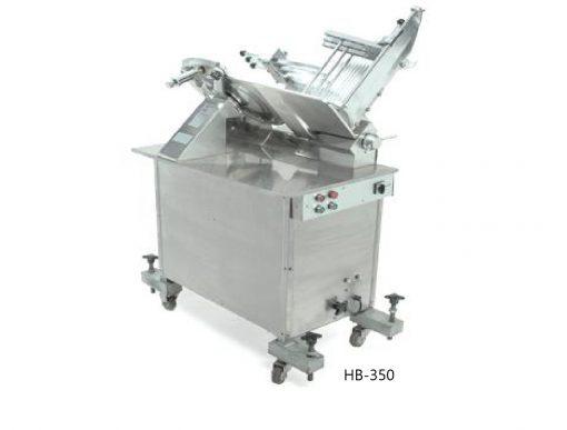 Rebanadora automatica y manual de carnes frías migsa