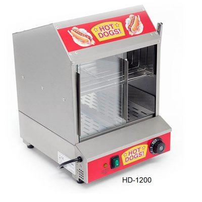 Cocedor de salchicha y calentador de pan a vapor migsa