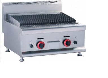 Asador grill modular a gas migsa