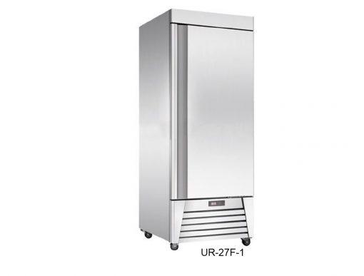 Congelador vertical en acero inoxidable migsa