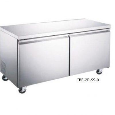 Mesa bajo barra congelador icehaus