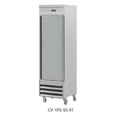 Congelador puertas solidas icehaus