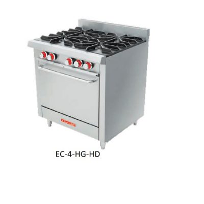 Estufa ec-4-hg y hd coriat