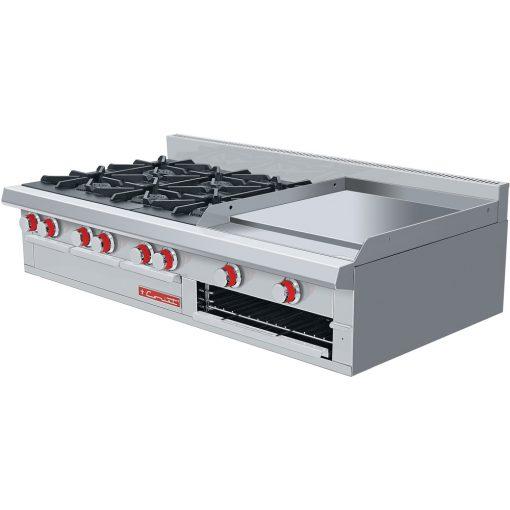 EC-6-GRILL master de mesa