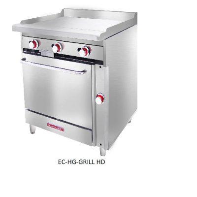 Estufa heavy duty grill coriat