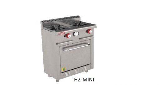Estufa comercial h2-mini delta