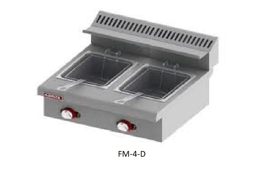 Freidora fm-4-d mini delta