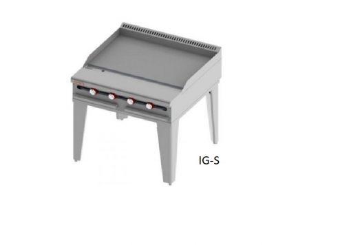 Estufa industrial IP-S IG-S linea pesada delta