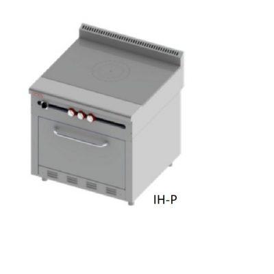 Estufa industrial IH-G IH-P linea pesada delta