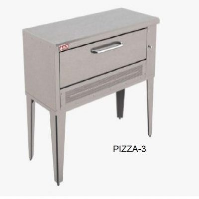 Horno para pizza delta