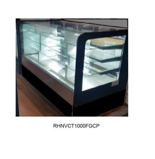 Vitrina FGC full glass plus masser