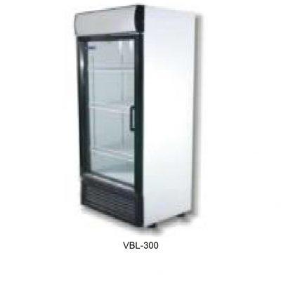 Refrigerador vertical masser