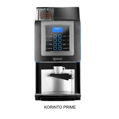 Cafetera super automatica de cafe grindmaster