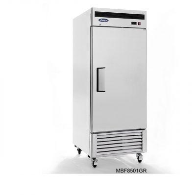Congelador vertical puerta solida atosa