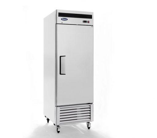 Congelador vertical puerta solida atosa sobrinox