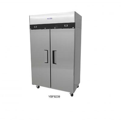 Refri-congelador vertical puerta solida atosa