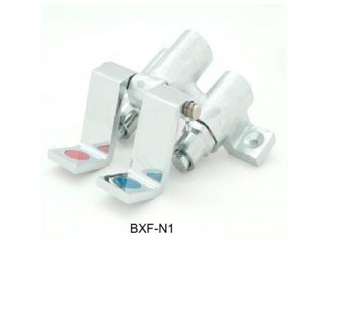 Válvula de pedal sencilla y doble migsa