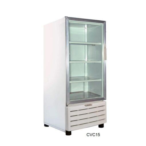 Congelador vertical metalfrio