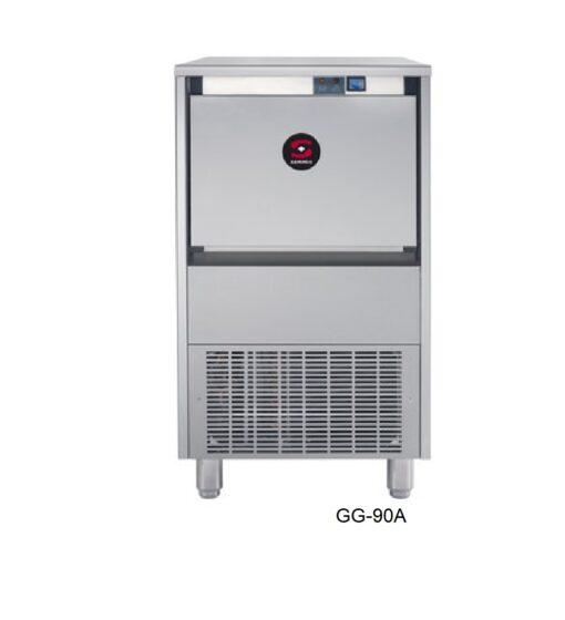 Maquina fabricadora de hielo granulado sammic