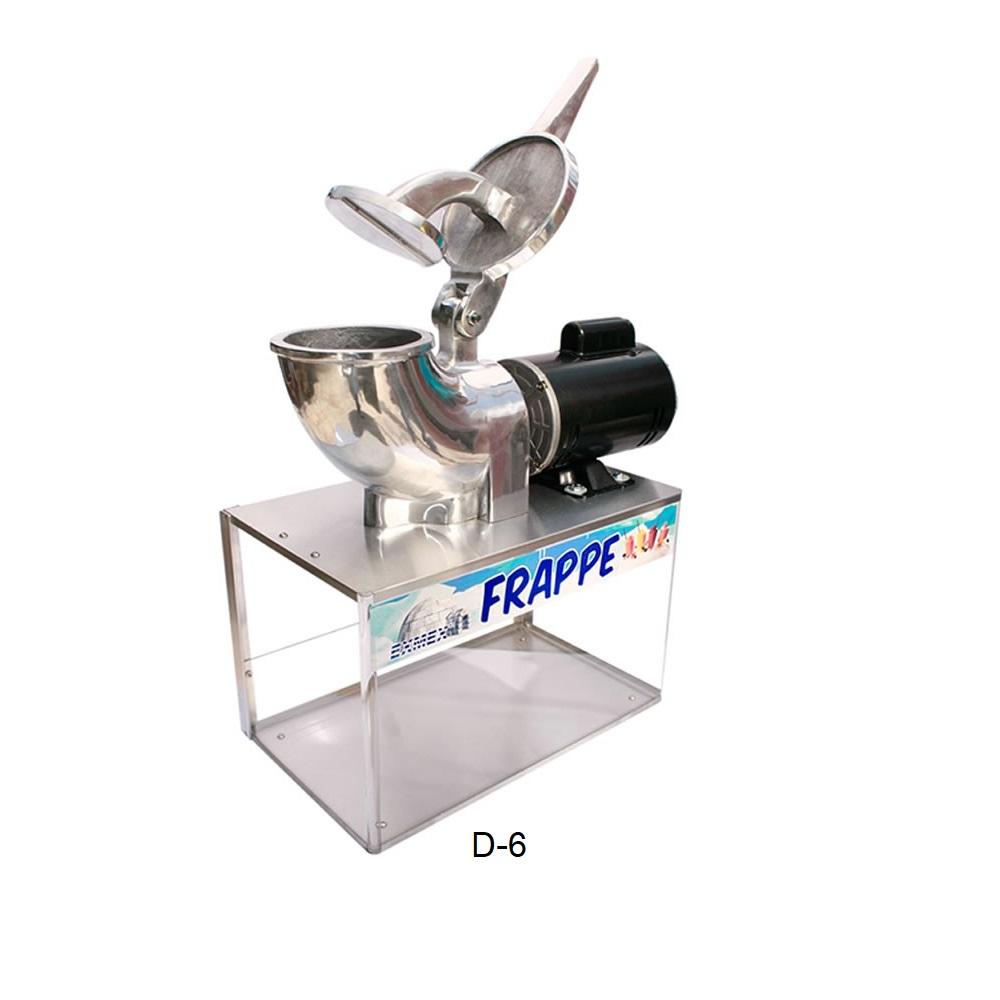 Triturador de hielo exmex