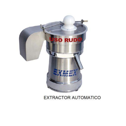 Extractor de zanahoria y legumbres automatico exmex