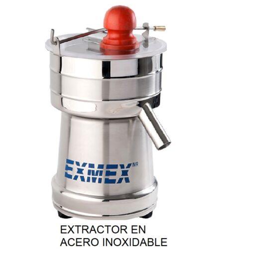 Extractor para jugo zanahoria exmex