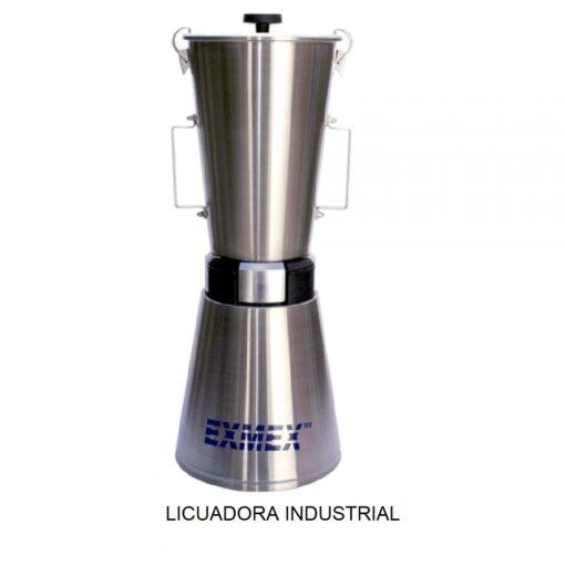 Licuadora industrial de 3 y 5 litros exmex
