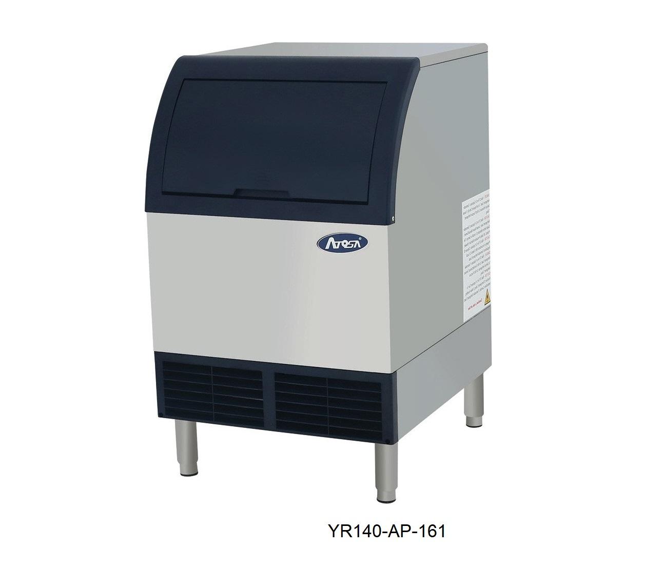 Maquina de hielo bajo mostrador atosa