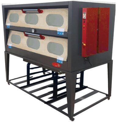 Horno de gaveta panadero automatizado la tahona
