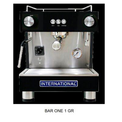 Cafetera bar one 1 grupo ascaso