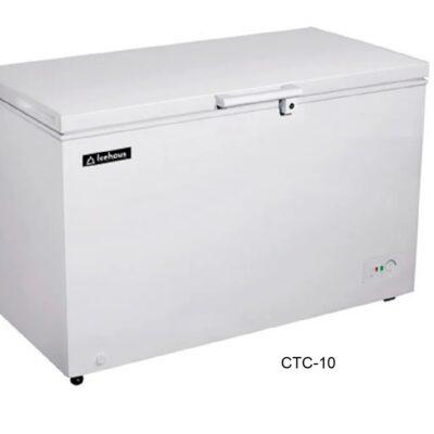 Congelador tapa cofre icehaus
